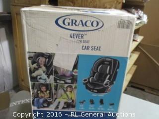 Graco 4ever 4 in 1 seat