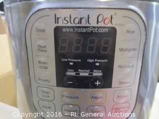 Instant Pot Pressure Cooker