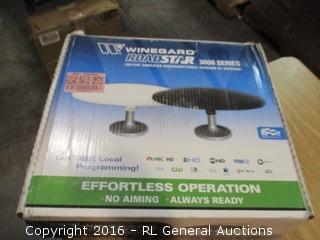 Windgard TV Antenna