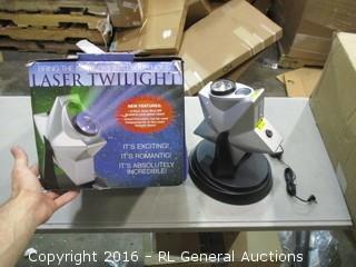 Laser Twilight