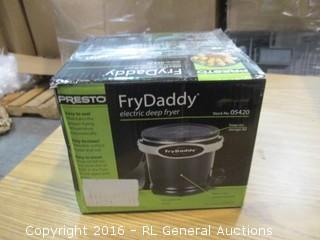 Fry Daddy Electric deep Fryer