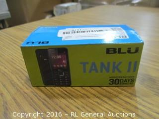 BLU Tank II Powers on Please Preview