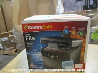 Sentry Sage Large File