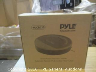 Pyle Smart Robot Vacuum Cleaner