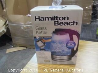 Hamilton Beach Glass Kettle