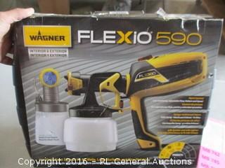 Wagner Flexio 590 Sprayer