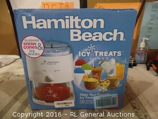 Hamilton Beach Icy Treats