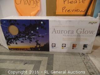 Aurora Solar Sting Lights