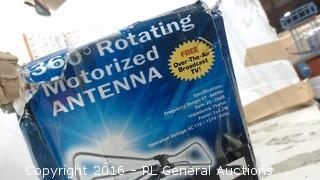 Rotating Motorized Antenna