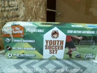 Youth Soccer set