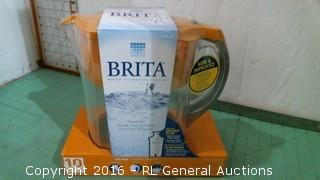 Brita Pitcher water filtration system