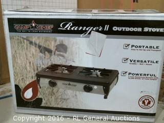 Camp Chef Outdoor Stove