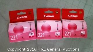 Canon 221