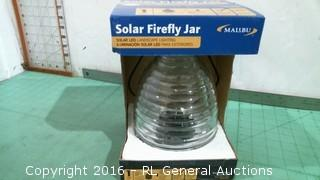 Solar Firefly Jar
