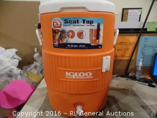 Igloo Cooler Seat top