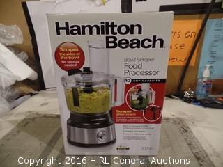 Hamilton Beach Food Processor
