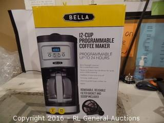 Bella Coffee maker