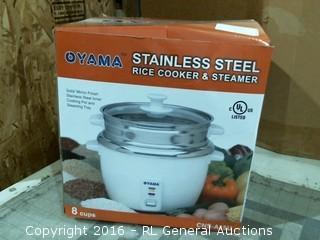 Oyama Rice Cooker & Steamer
