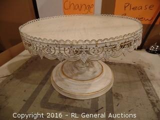 Decorative Dessert Plate stand