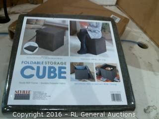 Portable Storage Cube