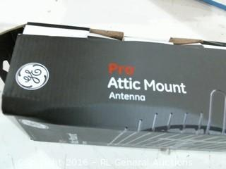 Attic Mount Antenna