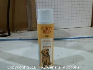 Burt Bees for dogs