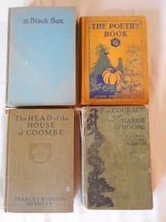 Antique Books - 1918-1929