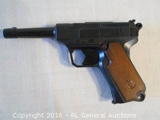 Italian Edison Glocatteli Plastic Pellet BB Gun w/ Clip