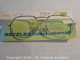 New Old Stock Glasses Frames - Metzler International Germany