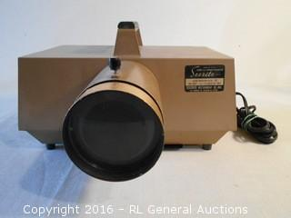 Vintage Seerite Model 6X6 Opaque Projector - Powers On & Light Works
