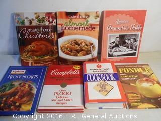 Cookbook Lot
