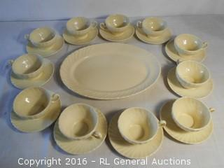 Vintage Franciscan Ware Made in California - 23 Pcs.