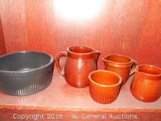 Vintage Pottery Lot