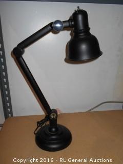 "Desk Lamp 28"" Tall"