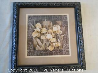 "Linda Thompson Art Print 14"" Square"