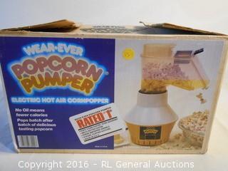 Wear-Ever Popcorn Pumper