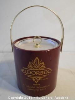 Eldorado Hotel / Casino Ice Bucket