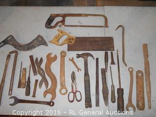 Vintage Tools Lot