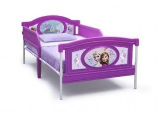 Disney Frozen Twin Bed Retail $139.99 (Package Damaged, New In Box)