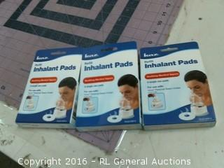 Inhalant Pads