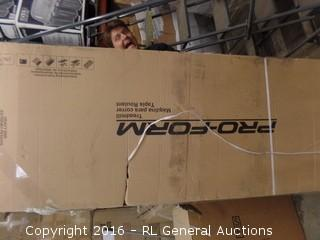 Pro Form Treadmill Package Damaged New in Box