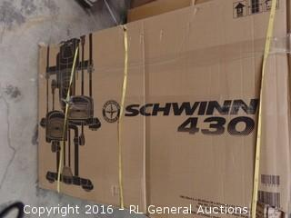 Schwinn 430 Elliptical Package Damaged New in Box