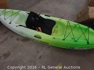 Ocean Kayak Frenzy Package damaged New in Box