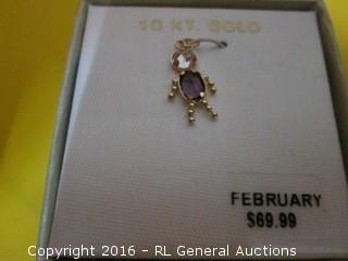 February Charm MSRP $69.99