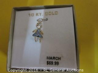March Charm MSRP $69.99