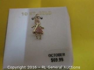 October Charm MSRP $69.99
