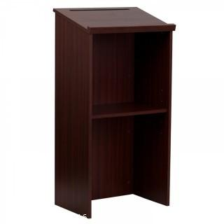 Mahogany Stand Retail $99.13 (Packaged Damaged, New In Box)