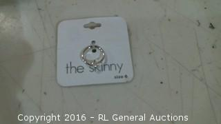 The Skinny Ring Size 6