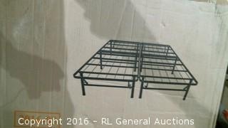 14 inch metal Comfort base bed frame