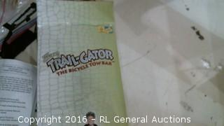 Trail gator Bicycle tow bar